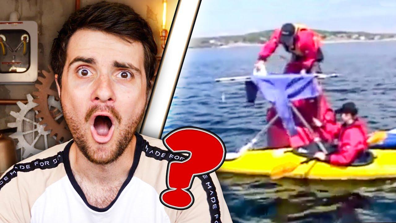 LES PIRES SPORTS ! (genre le kayak repassage) #1