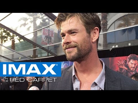 IMAX® on the Red Carpet | Avengers: Infinity War World Premiere