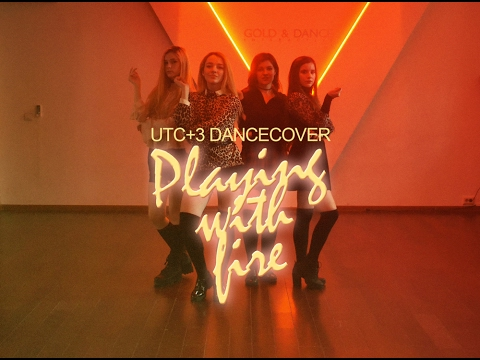 BLACKPINK - 불장난 (PLAYING WITH FIRE) Dance Cover by UTC+3