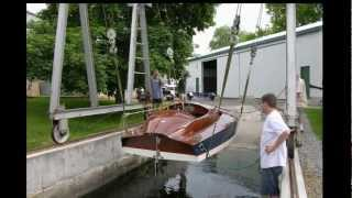 Building Absolut, A Saucy Little Wooden Race Boat