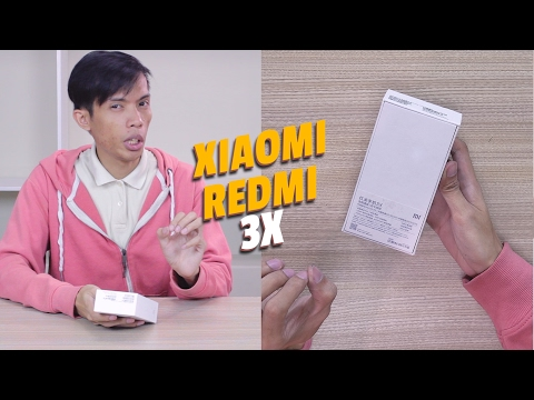 This Phone is 3x better 🔴 Xiaomi Redmi 3x Philippines