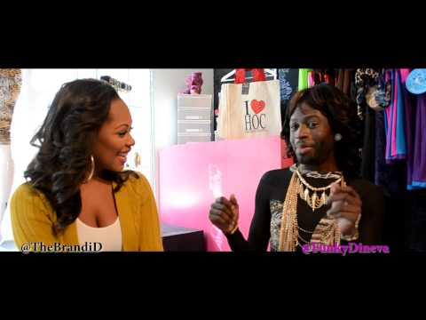 Funky Dineva Interviews Brandi D, Formerly of Blaque