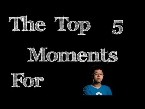 Dota 2 | EternaLEnVy Top 5 Best Moments