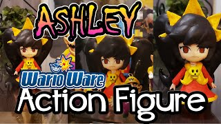Creating a WarioWare Ashley Figure