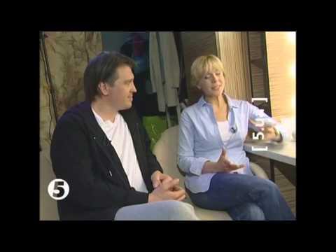 Мария Куликова и Денис Матросов в программе КІНО з Яніною Соколовою
