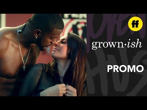 Grown Ish Season 2 Zoey Finds Out About Ana Aaron Freeform