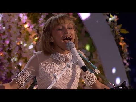 Thumbnail: Grace Vanderwaal STUNS America's Got Talent Finals With Anti-Bullying Song