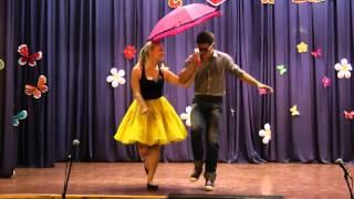 Танец «Рок-н-ролл»