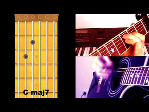 Civil Twilight Letters From The Sky Chords Guitar Tutorial Instrumental