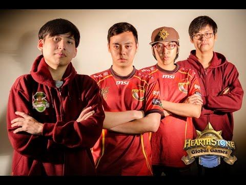 เปิดตัวทีมชาติไทย ตะลุยระดับโลกในศึก Hearthstone Global Games !