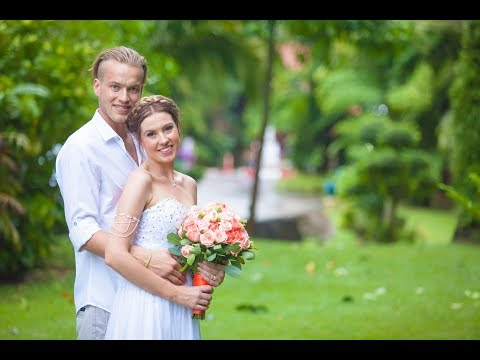 Phuket Wedding done by most creative wedding & proposal planner Bespoke Experiences