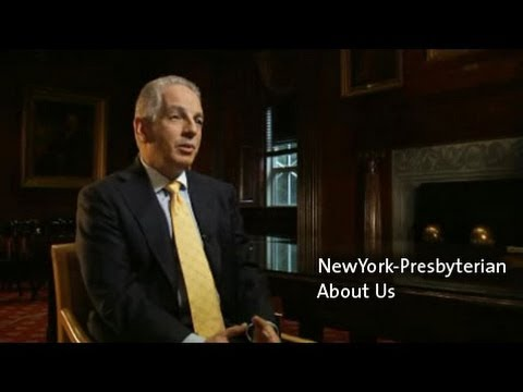 About Us - New York-Presbyterian