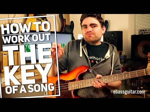 how-to-work-out-the-key-of-a-song-on-the-bass-guitar