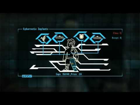 Fallout NV AWOP/Project Nevada - Cyber Implants