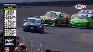 NASCAR PEAK Mexico Series 2018. Trióvalo Internacional de ...