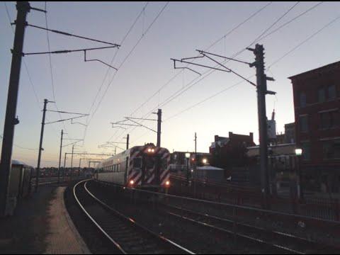 Railfan NEC: Connecticut & Rhode Island
