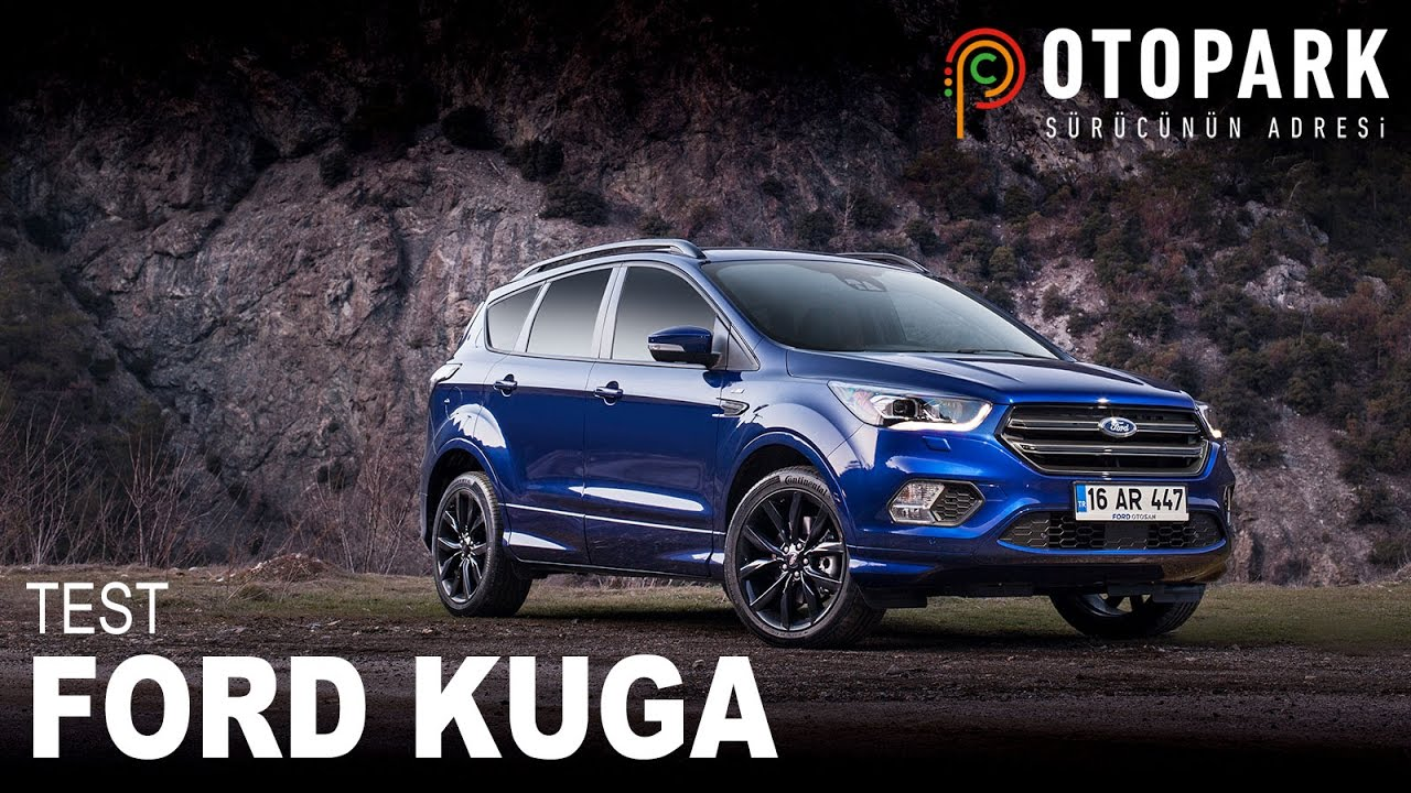 ford kuga 1 5 tdci st line 2017 lk s r youtube. Black Bedroom Furniture Sets. Home Design Ideas