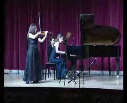 Cesar Frank Violin Sonata 2.part