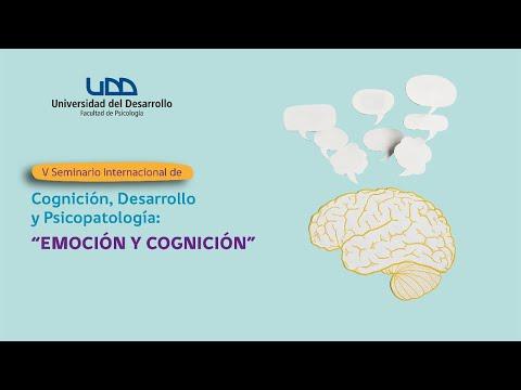 """V Seminario Internacional de Cognición, Desarrollo y Psicopatología: """"Emoción y Cognición"""""""