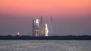 2012 Delta IV Heavy Launch Countdown