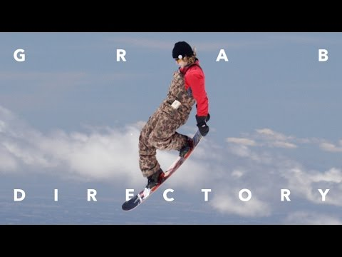 The Snowboarding Grab Directory | TransWorld SNOWboarding