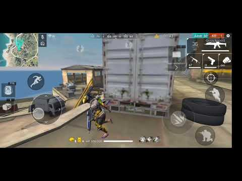 BUNDLE SI KUNING MENGGANAS DI MODE RANKED SOLO VS SQUAD 20 KILL 2 MATCH FREE FIRE BATTLE GROUND
