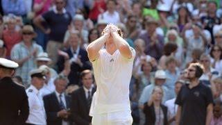 Wimbledon: Andy Murray vs Novak Djokovic Wimbledon 2013 Montage