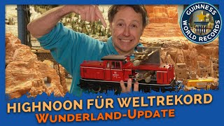 Lockdown in Wunderland # 10 - HIGH NOON - The final preparations for the CRAZIEST WORLD RECORDS # 2