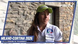 Gli atleti FISI fanno gli auguri per Milano-Cortina 2026