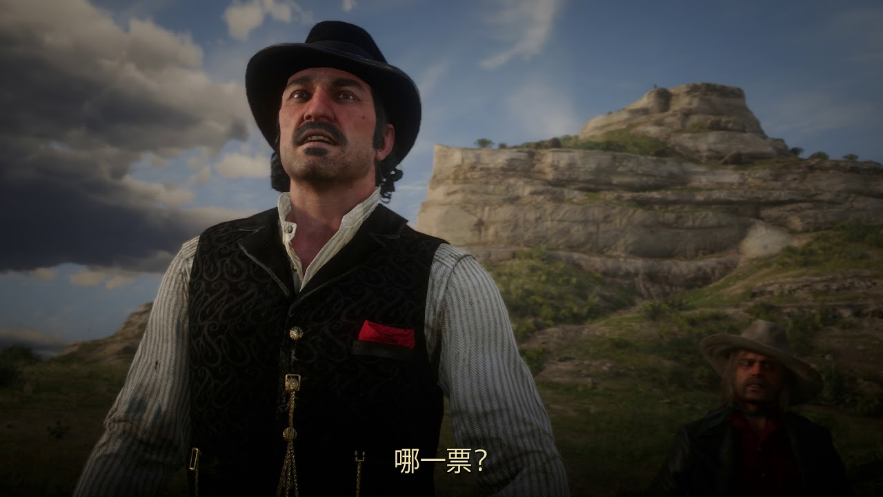 PS4『Red Dead Redemption 2』宣傳影片