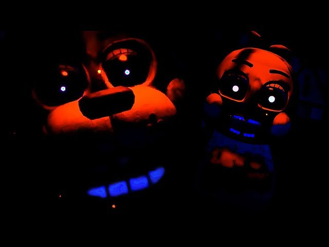 Five Nights at Freddys: Help Wanted - Part 12