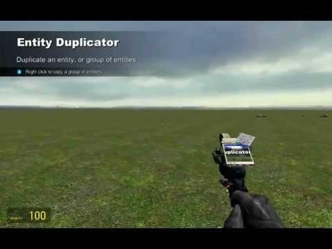 Garrys Mod Console Commands - YouTube