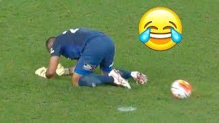 Top 5 смешных моментов в футболе/ #1