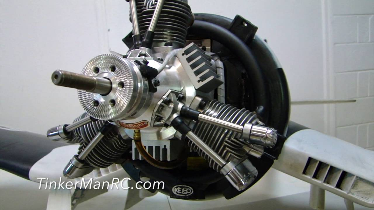 Hangar 9 60cc Corsair Manual