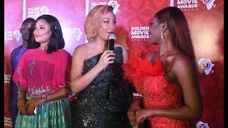 Wendy Shay - Performs at Golden Movie Awards