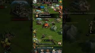 Clash of Kings (KvK 1314&140 Дуэль и три атаки)