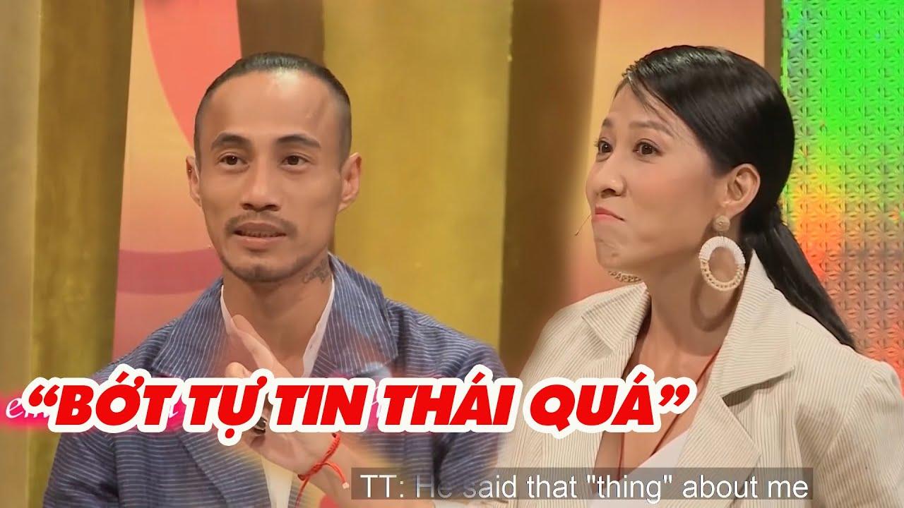 Phạm Anh Khoa thừa nhận TRĂNG HOA là vì vợ TỰ TIN THÁI QUÁ, dễ dãi với chồng