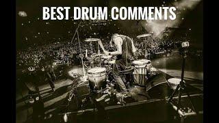 Dusan Drums Best Comments Compilation