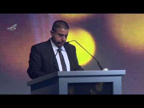 ASIA'S MOST PROMISING BRAND AWARDS IN DUBAI MR NASIR BRANDED GAME CHANGER