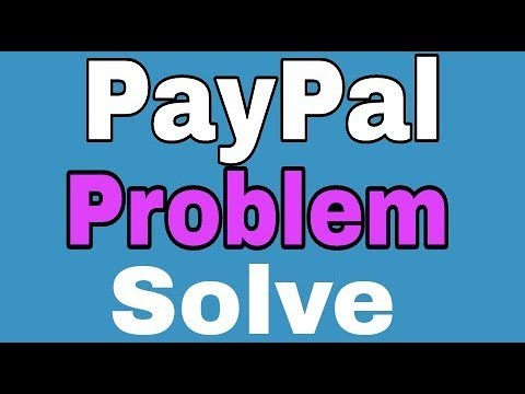 Paypal Problem