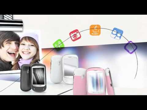 ALCATEL ONE TOUCH - Brand Animation.m4v