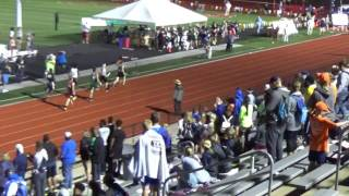 Rockwood Summit Boys 4x4 final At The State Championship Finals