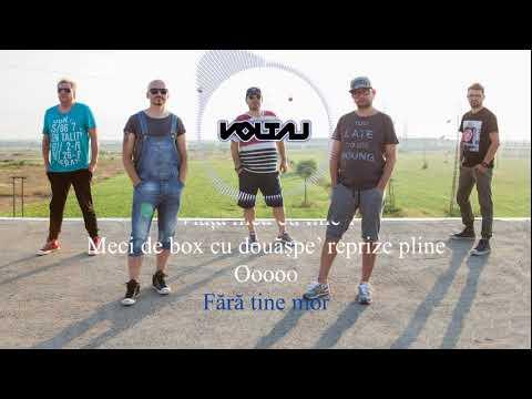Voltaj - Meci de box (Karaoke Version)