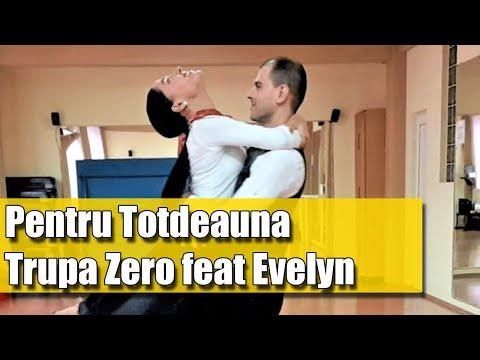 Coregrafie Pt. Dansul Mirilor Pe Melodia Pentru Totdeauna - Trupa Zero Feat Evelyn [ADAPTARE]