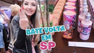 BATE VOLTA EM SÃO PAULO - MINI VLOG