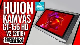 Huion Kamvas GT-156HD V2 Review