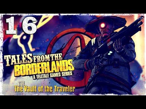 """Смотреть прохождение игры Tales From The Borderlands. #16: План """"Б""""."""
