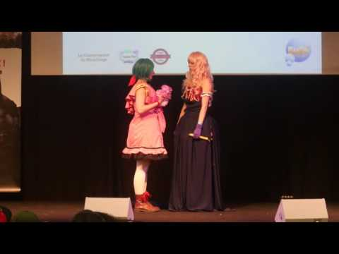 related image - Paris Manga 22 - NCC Groupe Dimanche - 06 - Macross Frontier