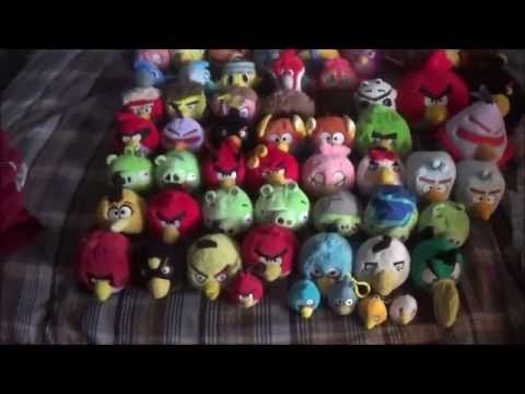 My Biggest Angry Birds Plush Collection