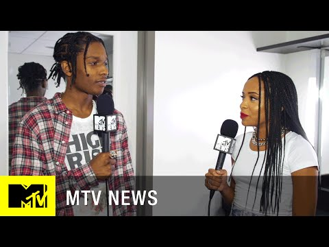 A$AP Rocky On 'Everyday' Video And A$AP Yams' 'Cozy Tapes' | MTV News